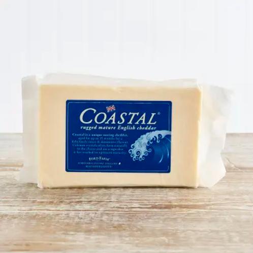 Coastal Cheddar Cheese 200g