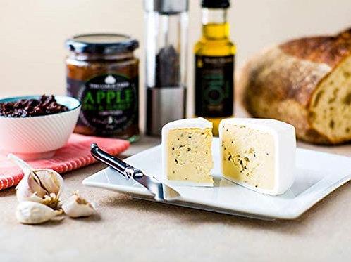 Cheshire Garlic & Cracked Pepper Cheese