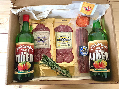 Cider & Charcuterie Gift Set