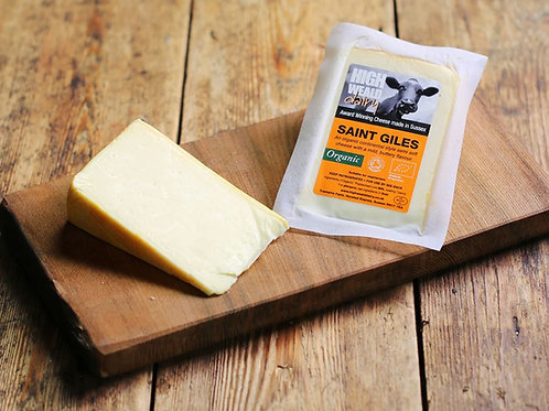 St Giles High Weald Dairy Organic 150g