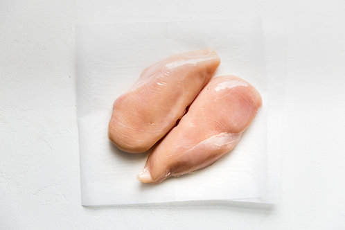 Two Free Range Chicken Breasts