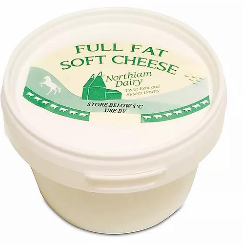 Full Fat Soft Cheese Northiam Dairy 220ml