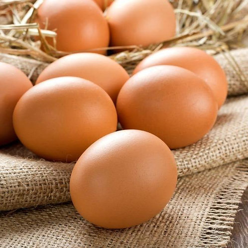 6 Free Range Kentish Eggs