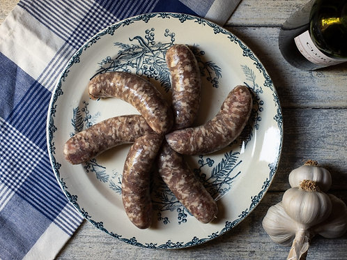 Folly Toulouse Sausages