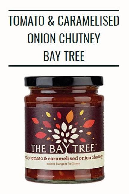 Tomato & Caramelised Onion Chutney Bay Tree 320g