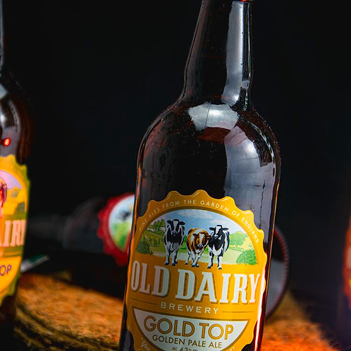 Old Dairy Gold Top IPA