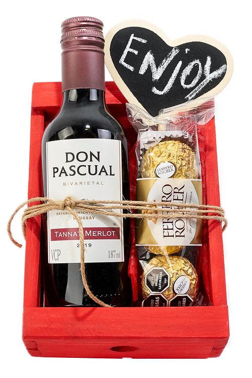Petit Don Pascual!