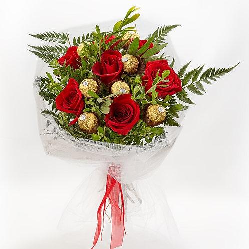 Ramos de rosas premium