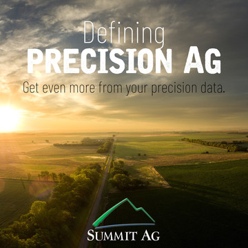 Precision Ag - Reporting Production