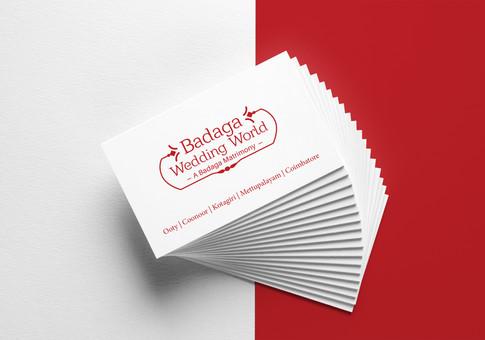 High Bridz Business Card Design