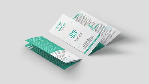 Brochure Design by High Bridz