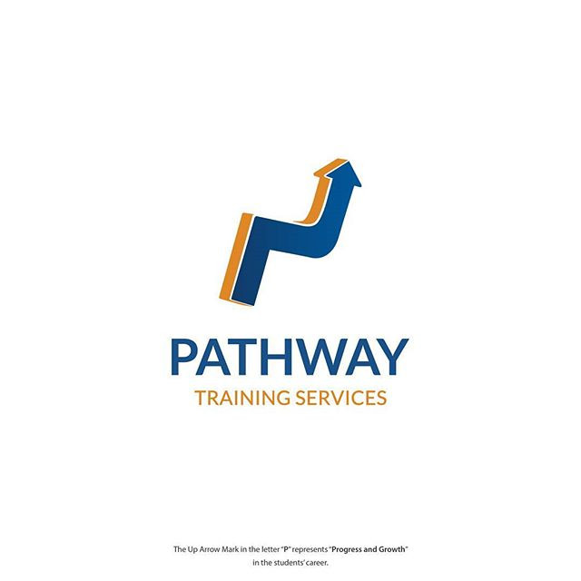 Pathway logo design Idea by High Bridz
