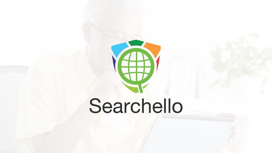 Searchello Logo Design