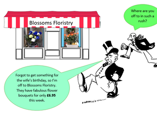 This weeks fabulous flower bouquets from Blossoms Floristry