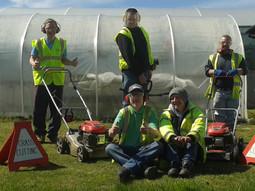 The Mower Men
