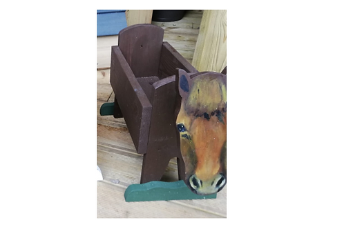 Horse Animal Planter