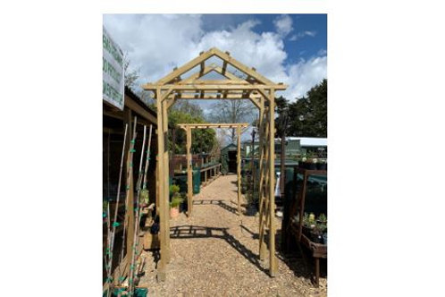 Garden Arch 1 - Pre order for delivery in 6 - 8 weeks