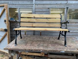 Garden bench for sale!