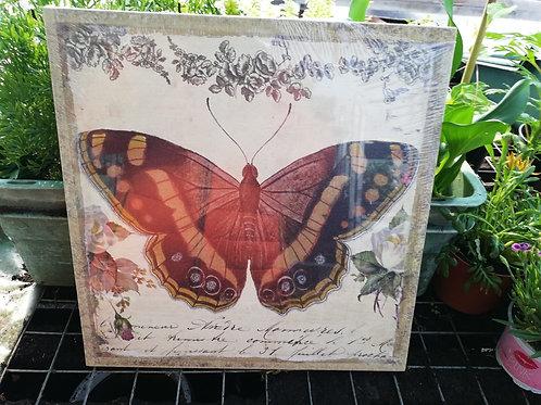 Wall Art - Butterfly