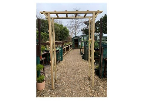 Garden Arch 2 - Pre order for delivery in 6 - 8 weeks