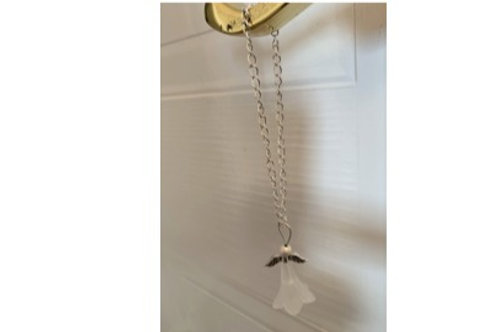 White Angel (hanging decoration)