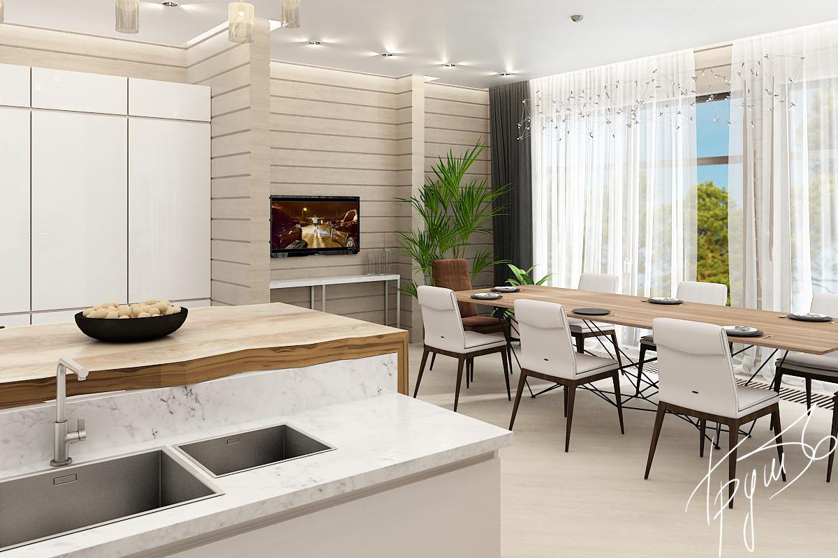 Гостевой дом 250 м²