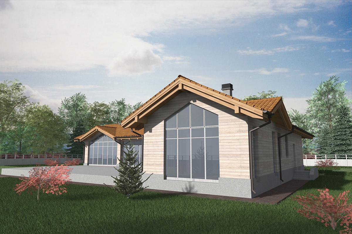 Гостевой дом 300 м²