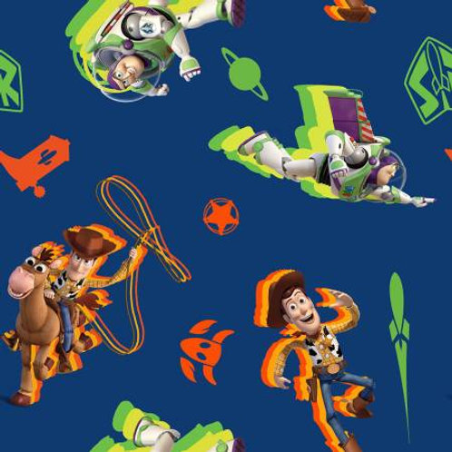 Springs Creative Disney - BUZZ & WOODY