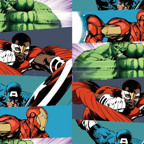 Springs Creative Marvel Avengers - MARVEL SUPER HEROES FLEECE