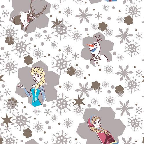Camelot Disney Flannel - FROZEN