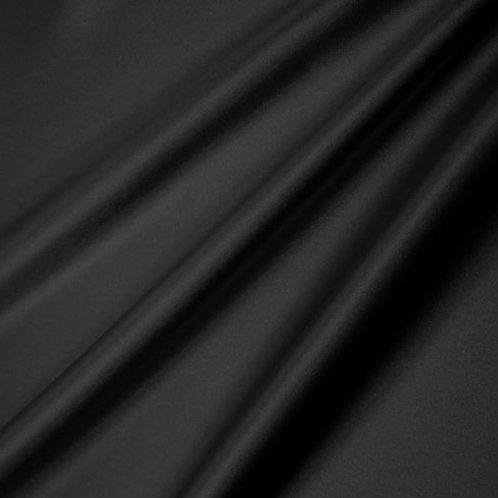 Silky Satin - BLACK