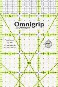 """Omnigrid Ruler - Omnigrip Non-slip 3"""" x 9"""""""