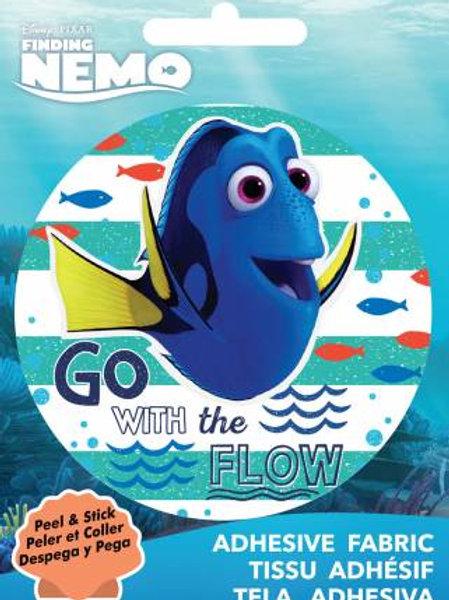 Pixar Finding Nemo Dory Adhesive Fabric Badge