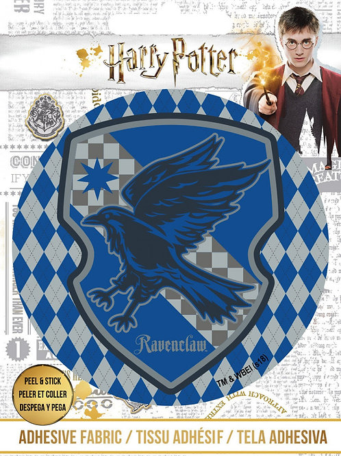 Ravenclaw Adhesive Fabric Badge