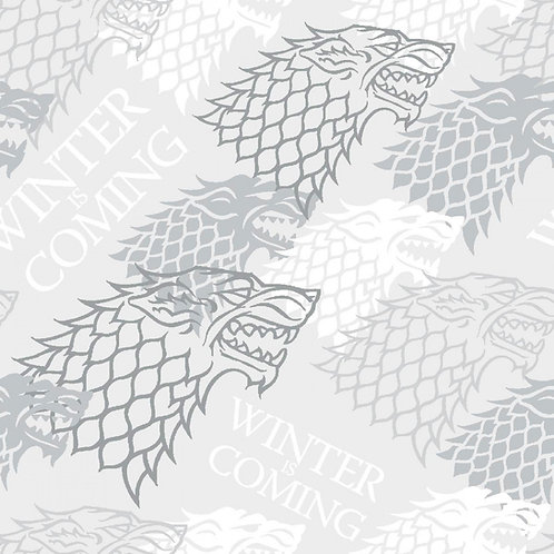 Springs Creative HBO Game of Thrones - WINTER IS COMING