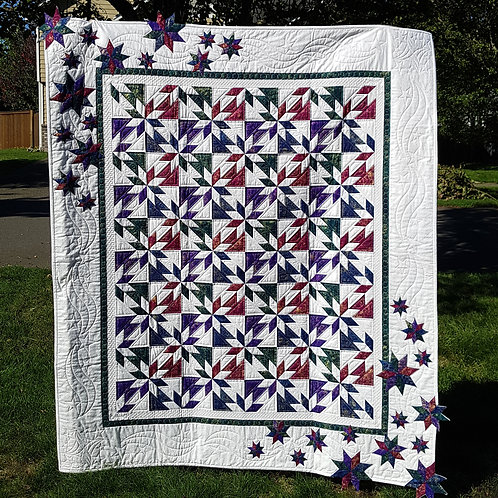 Orion Quilt Pattern