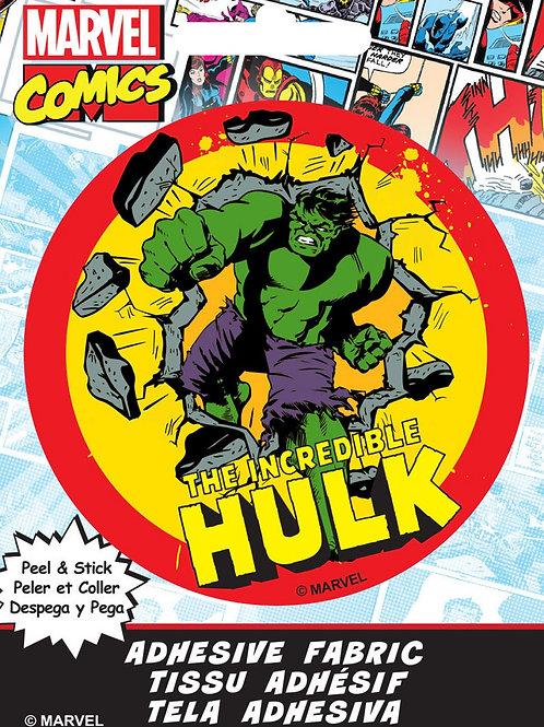 Incredible Hulk Adhesive Fabric Badge
