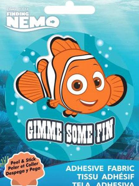 Pixar Finding Nemo Adhesive Fabric Badge