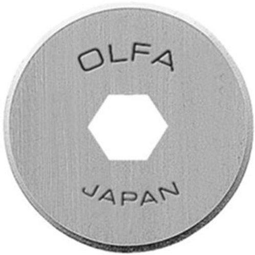 Olfa Rotary Cutter Blade - 18mm - 2pk