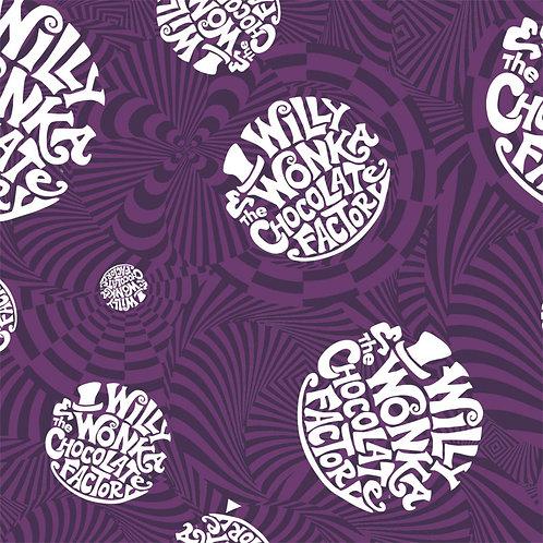 Camelot Willy Wonka - PURPLE LOGO