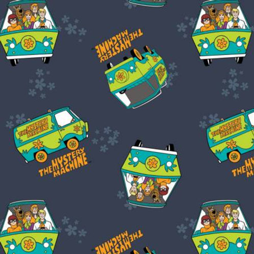 Camelot Scooby-Doo - MYSTERY MACHINE GREY