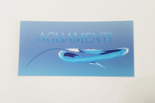 Aguamenti Sticker
