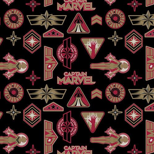 Camelot Marvel - BLACK CAPTAIN MARVEL