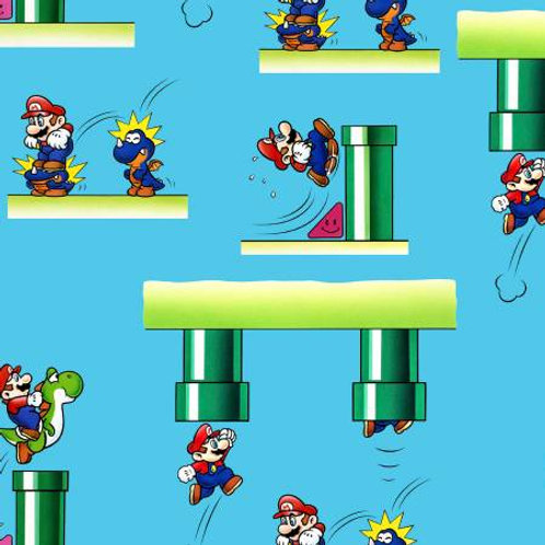 Springs Creative Nintendo - MARIO TUNNELS