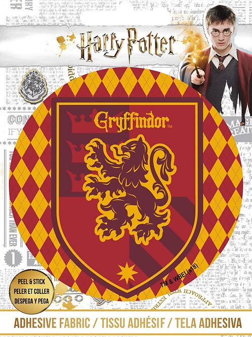Gryffindor Adhesive Fabric Badge