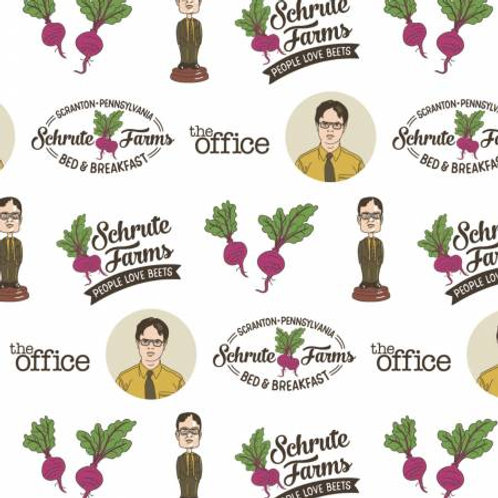 Camelot The Office - THE OFFICE SCHRUTE FARMS