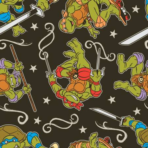 Springs Creative Nickelodeon - TMNT TURTLE ACTION