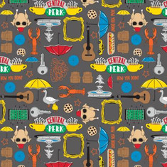 Friends Fabric