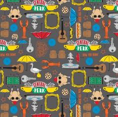 Friends Fabric