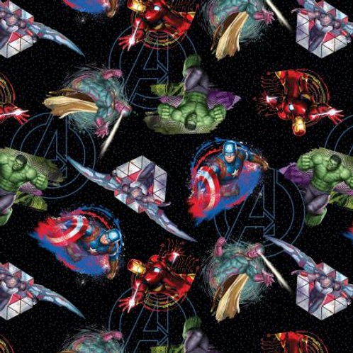 Springs Creative Marvel Avengers - BADGES